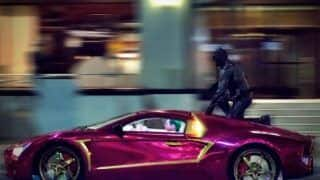 Badass Supervillains and their swanky cars in upcoming movies