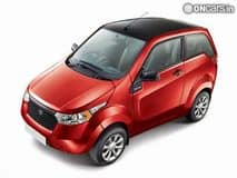 Mahindra Reva and Carzonrent join hands