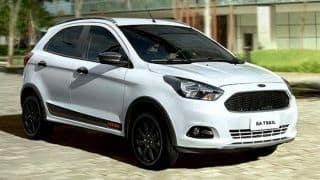 Ford Figo Cross 2018 Unveiling Tomorrow; Launch Date, Price in India, Image, Specification, Features