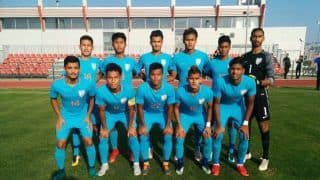 India U-19 Football Team Suffer 1-3 Defeat Against Serbia in Second Friendly