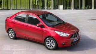 Ford India sales reach 20,828 units for the month of June 2017