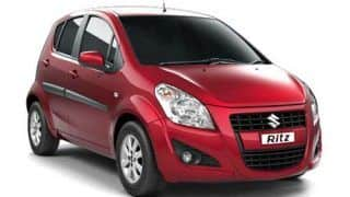 Maruti Suzuki discontinues the Ritz hatchback in India: Report