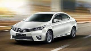 New 2017 Toyota Corolla Altis facelift India launch today; Top 5 things to know