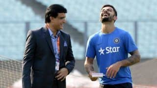 India vs England: Virat Kohli Needs to Bring The Best Out of His Players, Says Sourav Ganguly