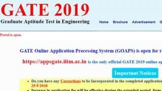 GATE 2019 Admit Card Released at gate.iitm.ac.in; Know Steps to Download Hall Ticket