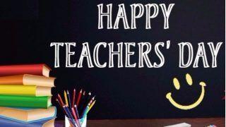 Teacher's Day 2020 Quotes & SMS In Hindi: शिक्षक दिवस पर अपने टीचर्स को भेजें ये स्पेशल कोट्स और Message