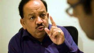 Would Have Been Better For BJP Had Cong-AAP Alliance Happened: Harsh Vardhan