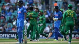 Asia Cup 2018: India Are Under Pressure From Previous Defeat in Champions Trophy Final, says Pakistani Pacer Hasan Ali