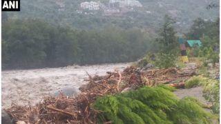 हिमाचल में भारी बारिश से हालात बिगड़े, हाई अलर्ट जारी, अब तक दो की मौत