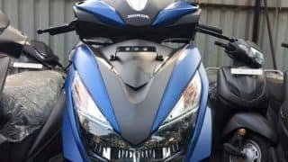 Honda Grazia 125cc Scooter India Launch Live Streaming; Watch Online Telecast and Live Webcast of Grazia Launch