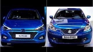 2018 Hyundai Elite i20 vs Maruti Baleno Comparison: Price, Features, Mileage, Images & Specs