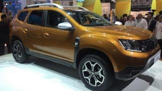 Frankfurt Motor Show 2017: Dacia (Renault) Duster 2018 Revealed; India Launch Likely Next Year
