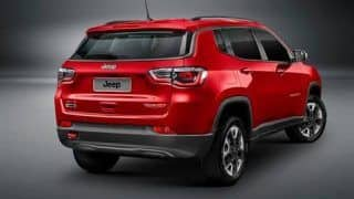 1200 units of Jeep Compass SUV Recalled in India over Faulty Airbag Issue