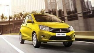 New Maruti Suzuki Celerio 2017 India launch likely by this year end