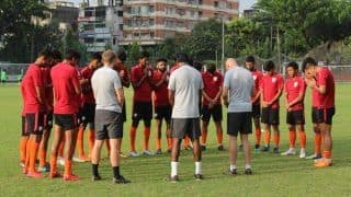India vs Pakistan SAFF Cup Football 2018 Semifinal Live Streaming/Timing in IST: When And Where to Watch on TV And Online