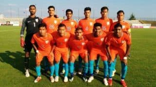 India U-19 Football Team to Play Two Friendlies in Serbia