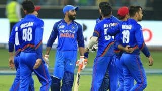 Asia Cup 2018 India vs Afghanistan: A List of All Tied ODI Matches For India