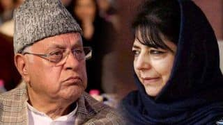 Don't Play With Fire: Mehbooba, Farooq Warn BJP Over 'Sankalp' to Annul Article 370