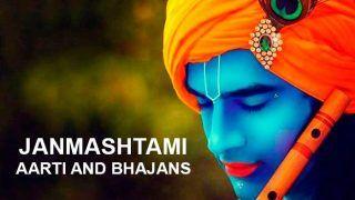 Krishna Janmashtami 2018: Here is The List of Janmashtami Aartis And Krishna Bhajans to Listen