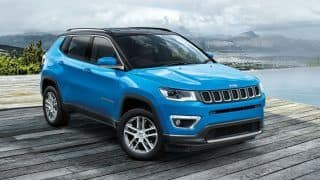 LIVE Jeep Compass Launch Updates: Priced at INR 14.95 lakh in India