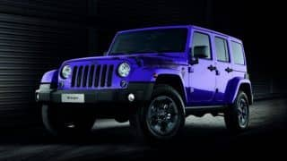 Jeep Wrangler Night Eagle special edition announced; Limited to 66 units only