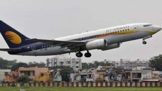 Jet Airways' Employees Protest Against Airline Management Over Non-payment of Their Salaries