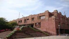 JNU Students Barge Into V-C's House in Protest Against New Admission Policy: Reports