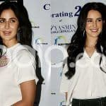 Katrina Kaif's Sister Isabelle Kaif Looks Hot as She Attends Yasmin Karachiwala's Party; See Pics
