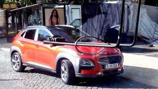 Hyundai Kona exterior design revealed in new spy images