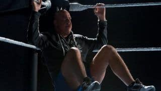 WWE Hall of Famer Kurt Angle Hints at Retirement After Baron Corbin Encounter