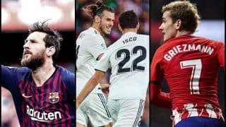 La Liga 2018-19 Points Table Standings: Barcelona Remain Ahead of Real Madrid at The Top, Celta de Vigo Are The Dark Horses in The Third Position