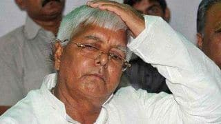 Lalu Prasad Yadav Mocks PM Modi's 'Sankalp' Rally, Says Would Have Attracted Same Crowd at Roadside Paan Shop