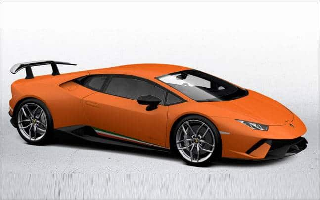 Lamborghini Huracan Performante Launching Today In India Get