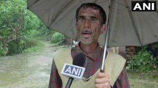 Uttarakhand: Heavy Rains Form Deep Lake Near Tehri Garhwal-Dehradun Border, District Admn Issues Alert