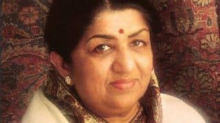 Lata Mangeshkar Turns 89: Twitterati Wishes The Nightingale of Indian Cinema a Very Happy Birthday With Old Pictures - Check Tweets