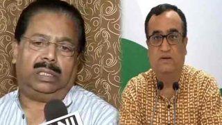दिल्ली कांग्रेस अध्यक्ष अजय माकन ने नहीं दिया है इस्तीफा, पीसी चाको ने क्लियर की स्थिति