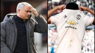 Manchester United Coach Jose Mourinho Blames Referee' Decisions And Anthony Martial For 3-1 Thumping Loss Against West Ham