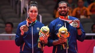 Olympic Medal in Mixed Doubles is a Possibility, Believes Sharath Kamal