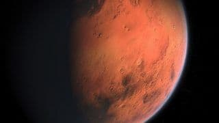 India's Mars Orbiter Mission Shares Picture of Red Planet's Biggest Moon