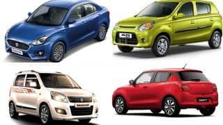Diwali Discounts on Maruti Suzuki Cars: Cash Benefits and offers up to INR 22,000 on Maruti Alto, Ertiga, Swift, WagonR, Ciaz