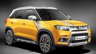Vitara Brezza and Ertiga makes Maruti Suzuki the leader in utility segment for Q1 2017