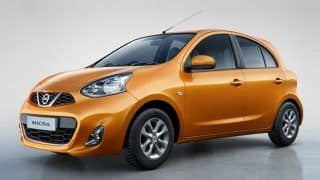 LIVE 2017 Nissan Micra facelift launch Updates: India price starts at INR 5.99 lakh