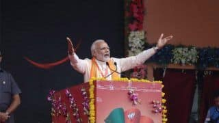Karyakarta Mahakumbh Rally: More Congress Will Sling Mud at BJP, More we Will Grow, Says PM Modi