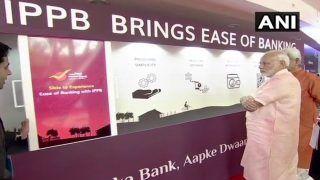पीएम मोदी ने लॉन्च किया इंडिया पोस्ट पेमेंट्स बैंक, 31 दिसंबर तक सभी 1.55 लाख पोस्ट ऑफिस जुड़ेंगे इससे