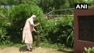 स्वच्छता ही सेवा : पीएम मोदी ने दिल्ली के स्कूल में की सफाई, भाजपा नेता अलग-अलग जगहों पर हुए शामिल, देखें VIDEO और तस्वीरें