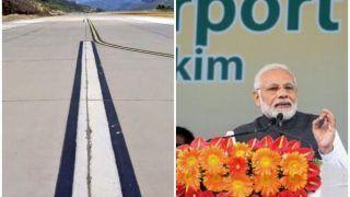 सिक्किम को मिला पहला हवाई अड्डा, पीएम मोदी ने कहा- पूर्वोत्तर को बनाएंगे देश के विकास का पहिया