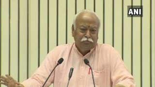 Women no Lesser Than Men, Treat Them as Goddesses Rather Than Slaves: RSS Chief Mohan Bhagwat