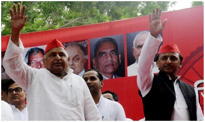 Akhilesh Yadav to Contest Lok Sabha Elections From Azamgarh, Father Mulayam Gets 'Safe Bet' Mainpuri