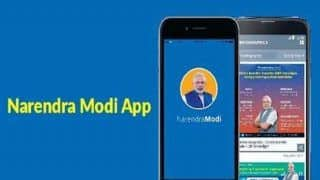 NaMo App Crosses 1 Crore Downloads on Android Despite Controversies