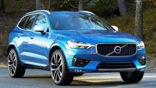 Volvo XC60 unveils at Geneva Motor Show 2017; India launch within the year